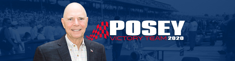 Logo: Posey Victory Team 2020